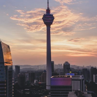 Torre KL o Menara Tower, Kuala Lumpur