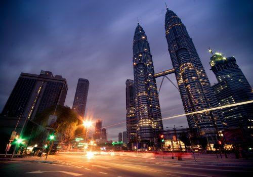 Torres Petronas, ícono de Kuala Lumpur