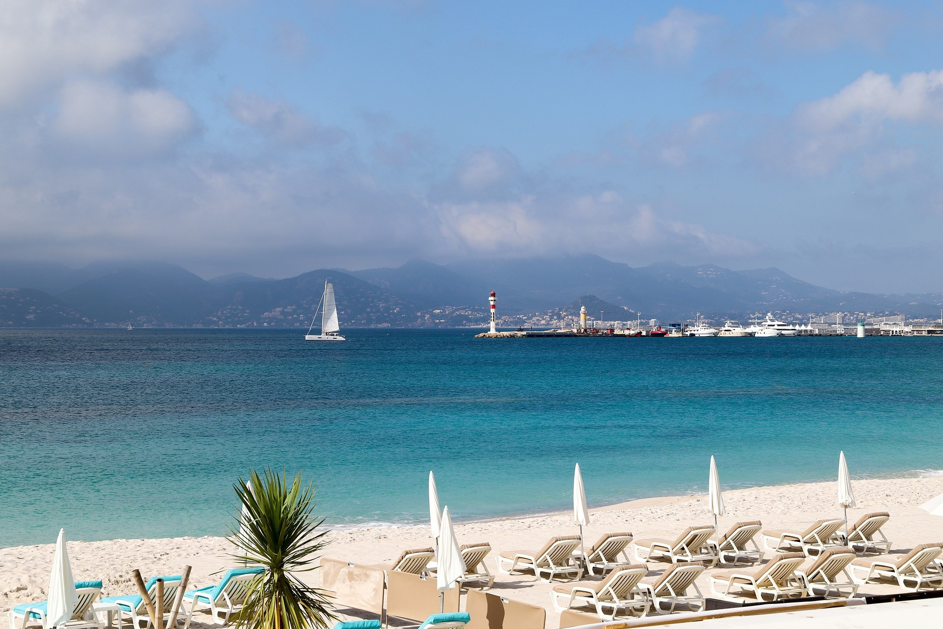 Playas del Mediterráneo