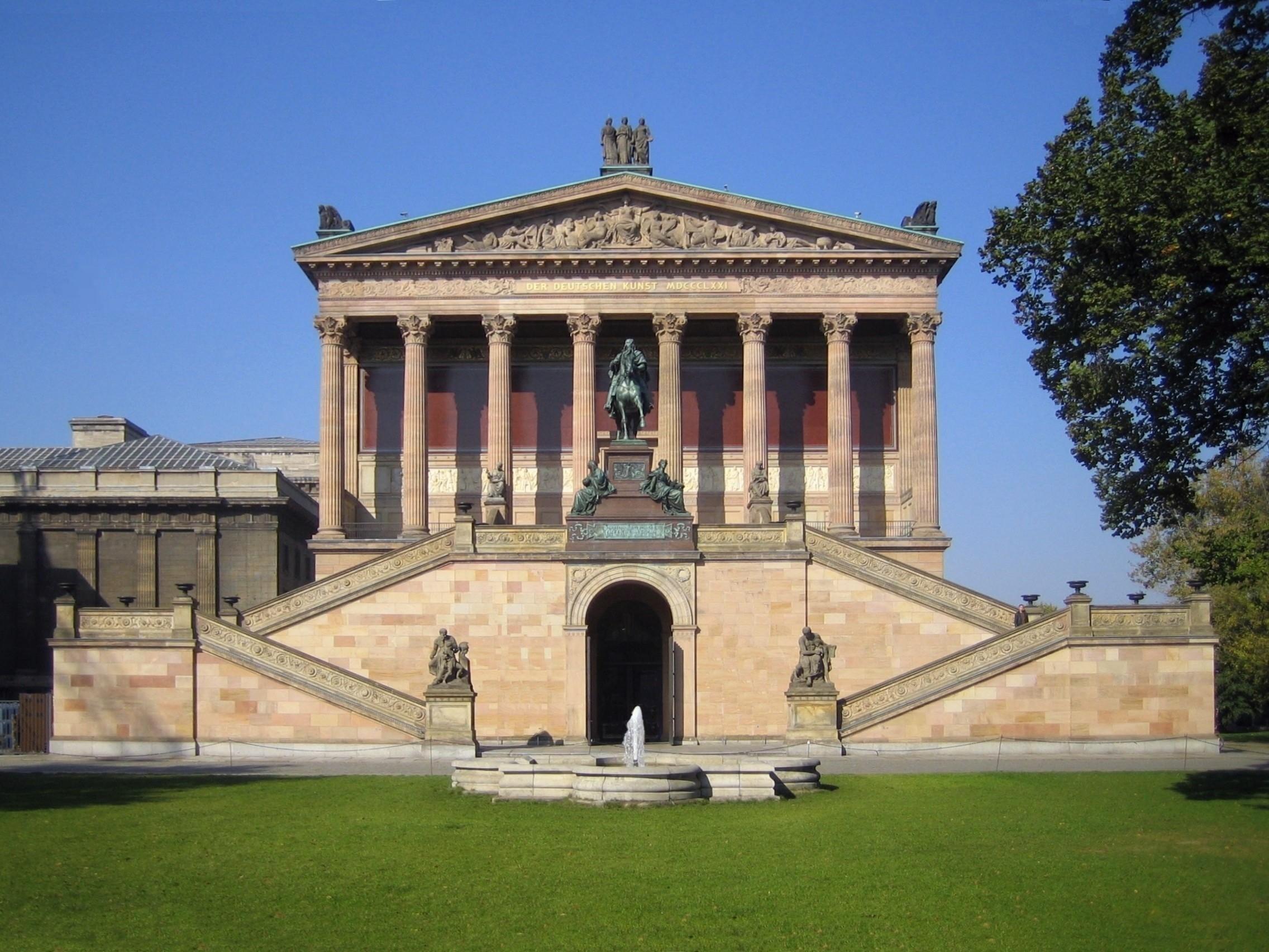 qué ver en Berlín Isla de los Museos
