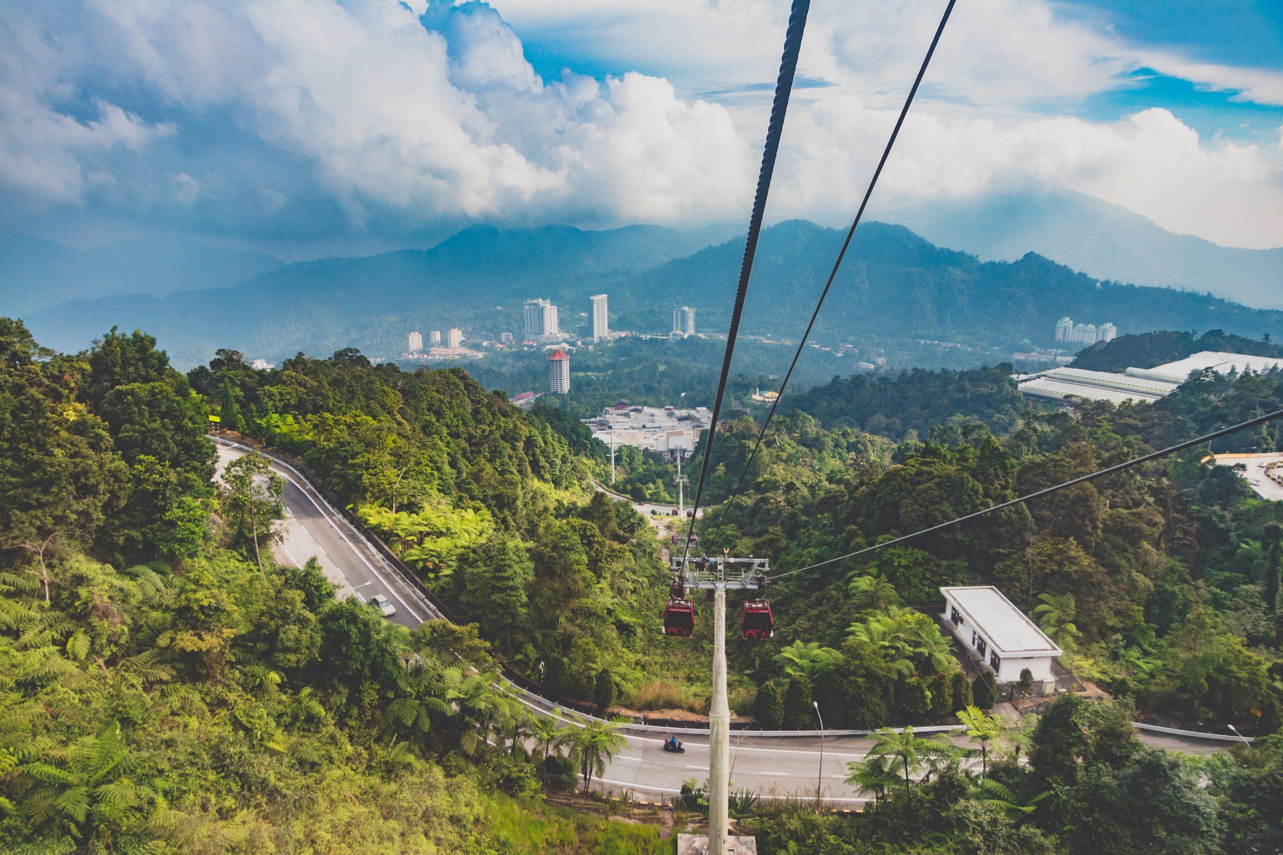 qué ver en Kuala Lumpur Genting Highlands