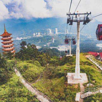 Genting Highlands, ocio y aventura en Kuala Lumpur