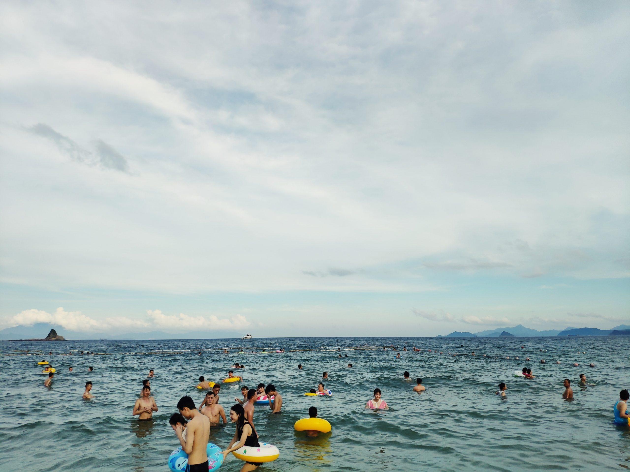 qué ver en Shenzhen Playa Dameisha