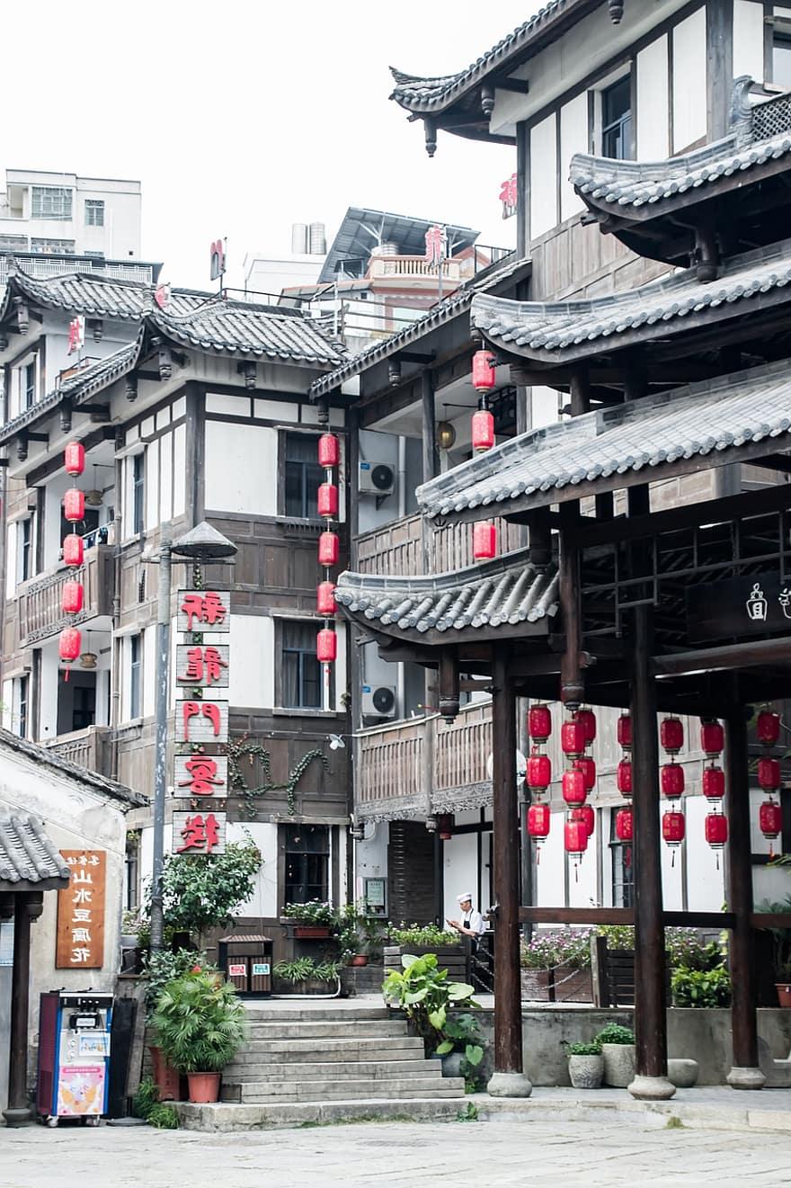 qué ver en Shenzhen Fortaleza de Dapeng