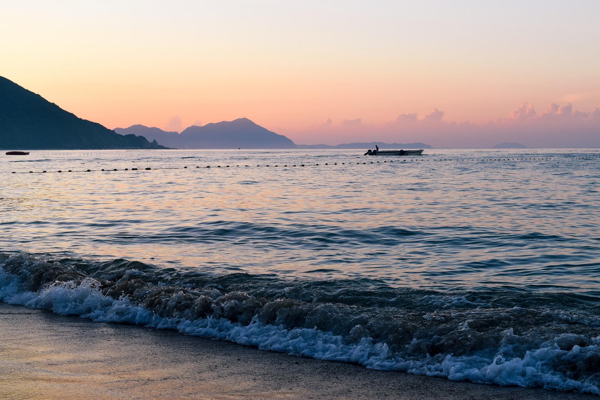 qué ver en Shenzhen Playa Xiaomeisha