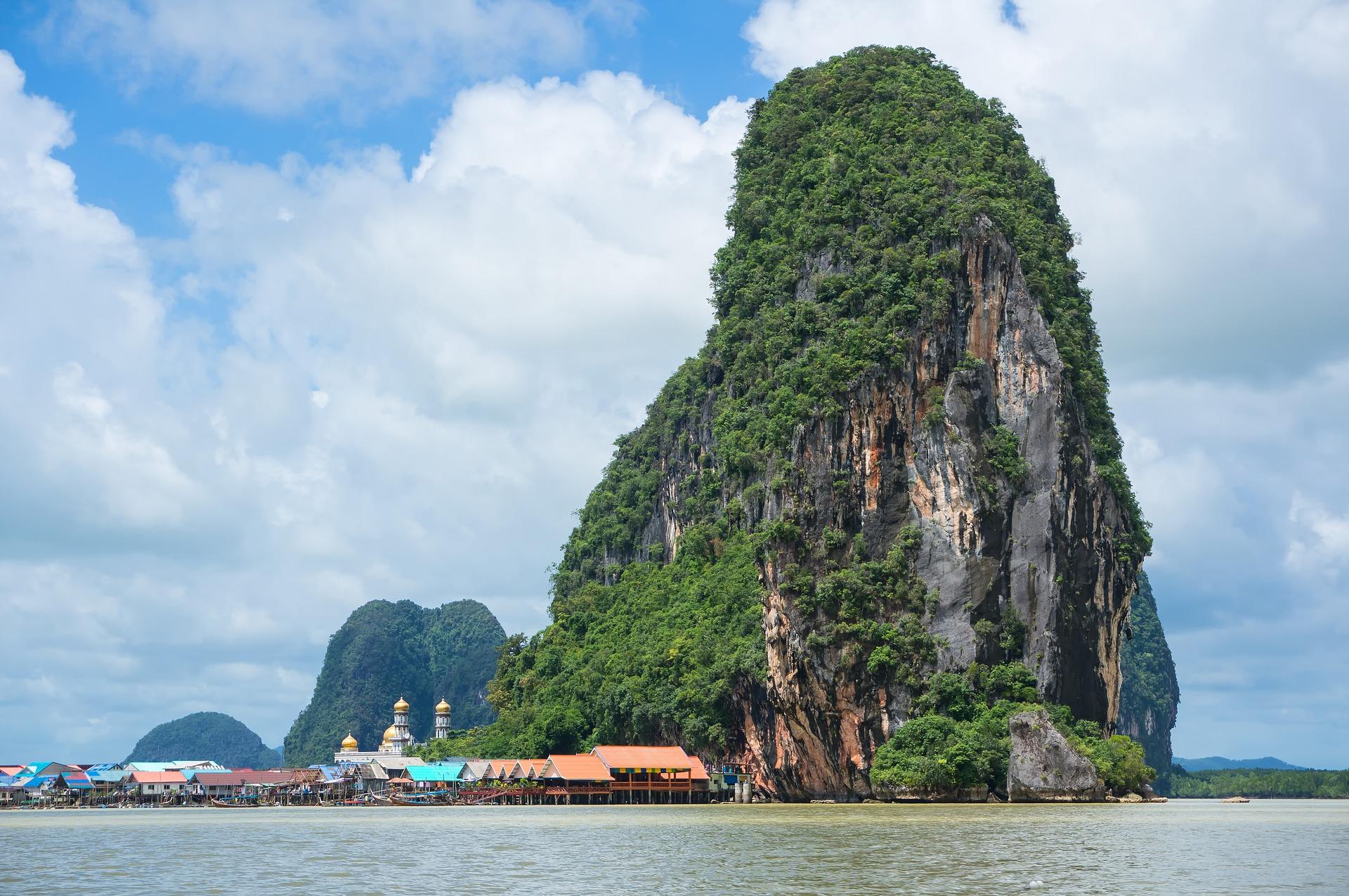 qué ver en Phuket Bahía de Phang Nga