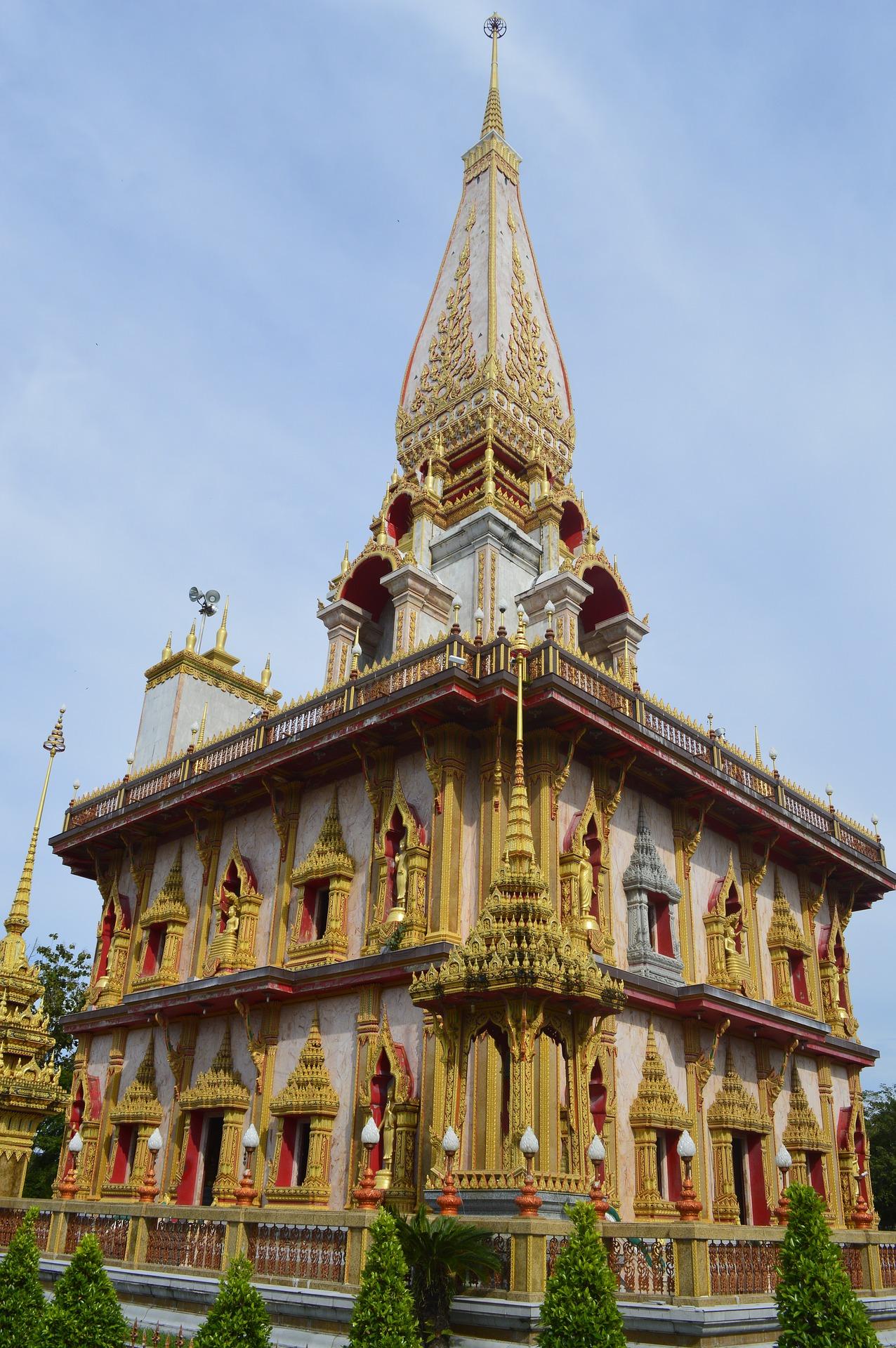 qué ver en Phuket Wat Chalong