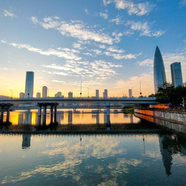 Shenzhen, equilibrio entre tecnología y naturaleza