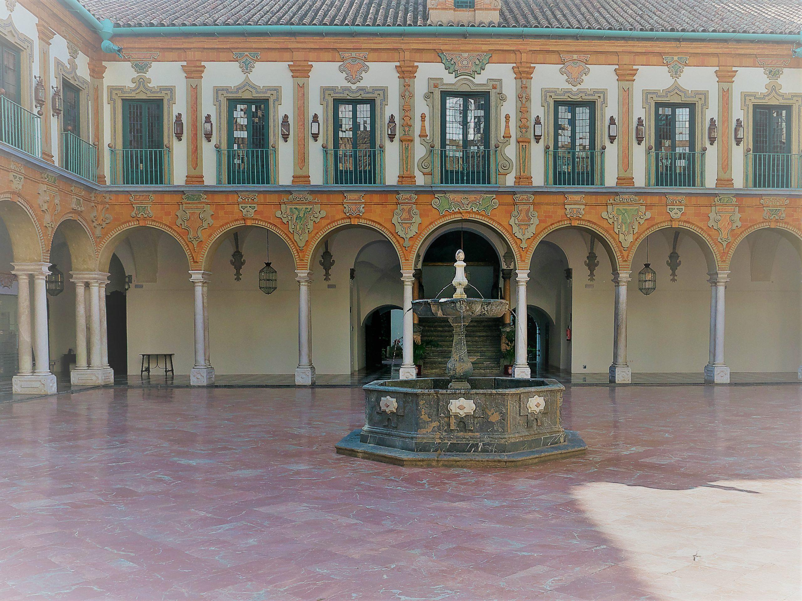 qué ver en Córdoba Palacio de la Merced