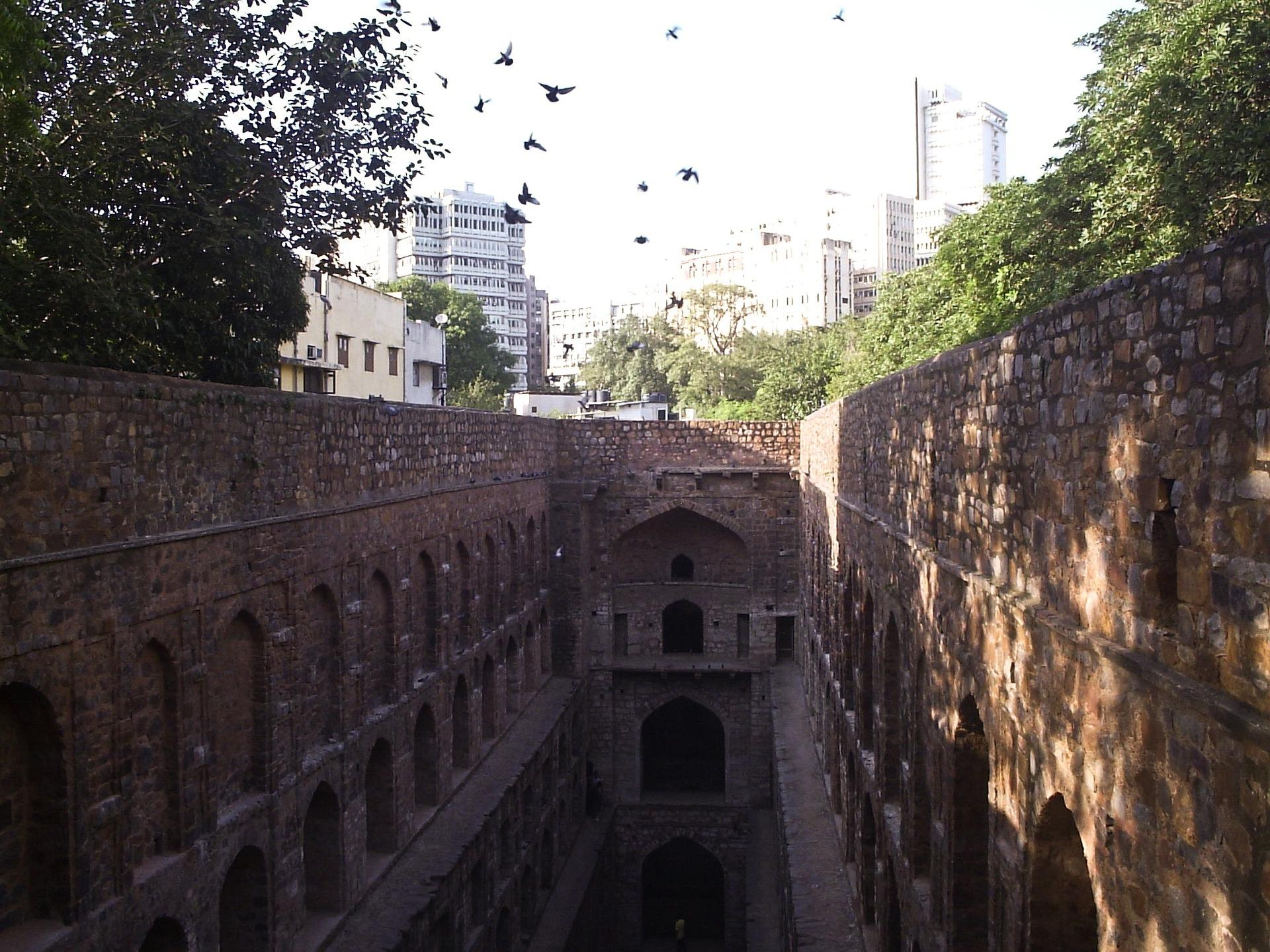 qué ver en Delhi Connaught Place