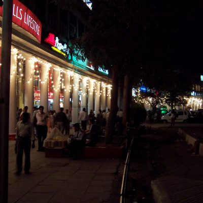 Connaught Place, de compras en Delhi