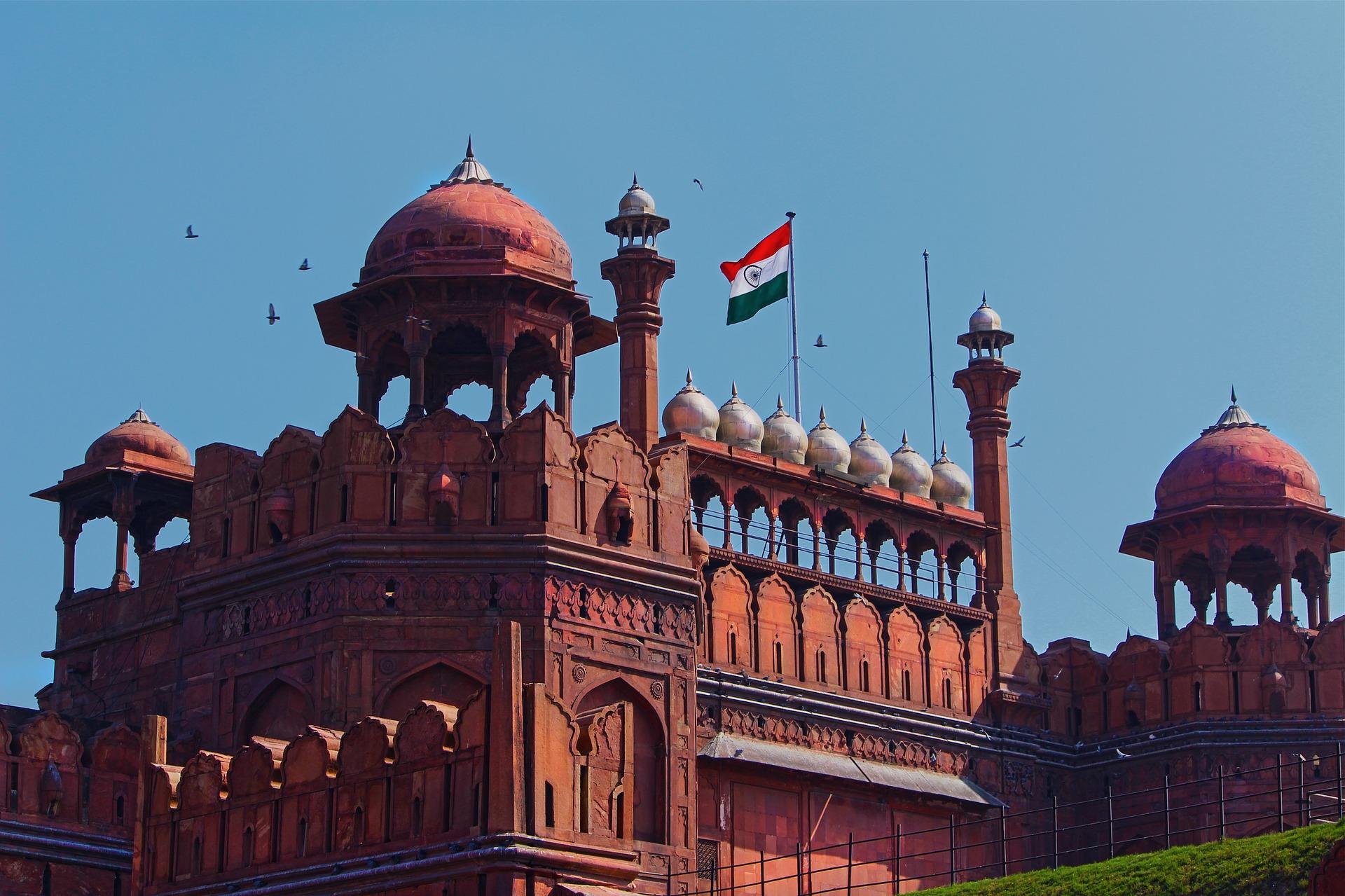 qué ver en Delhi Fuerte Rojo