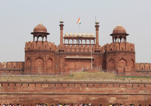 Fuerte Rojo de Delhi