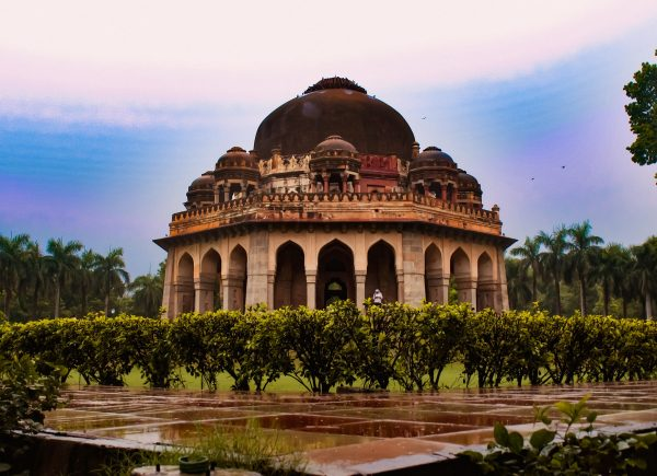Jardín de Lhodi, el pulmón de Delhi
