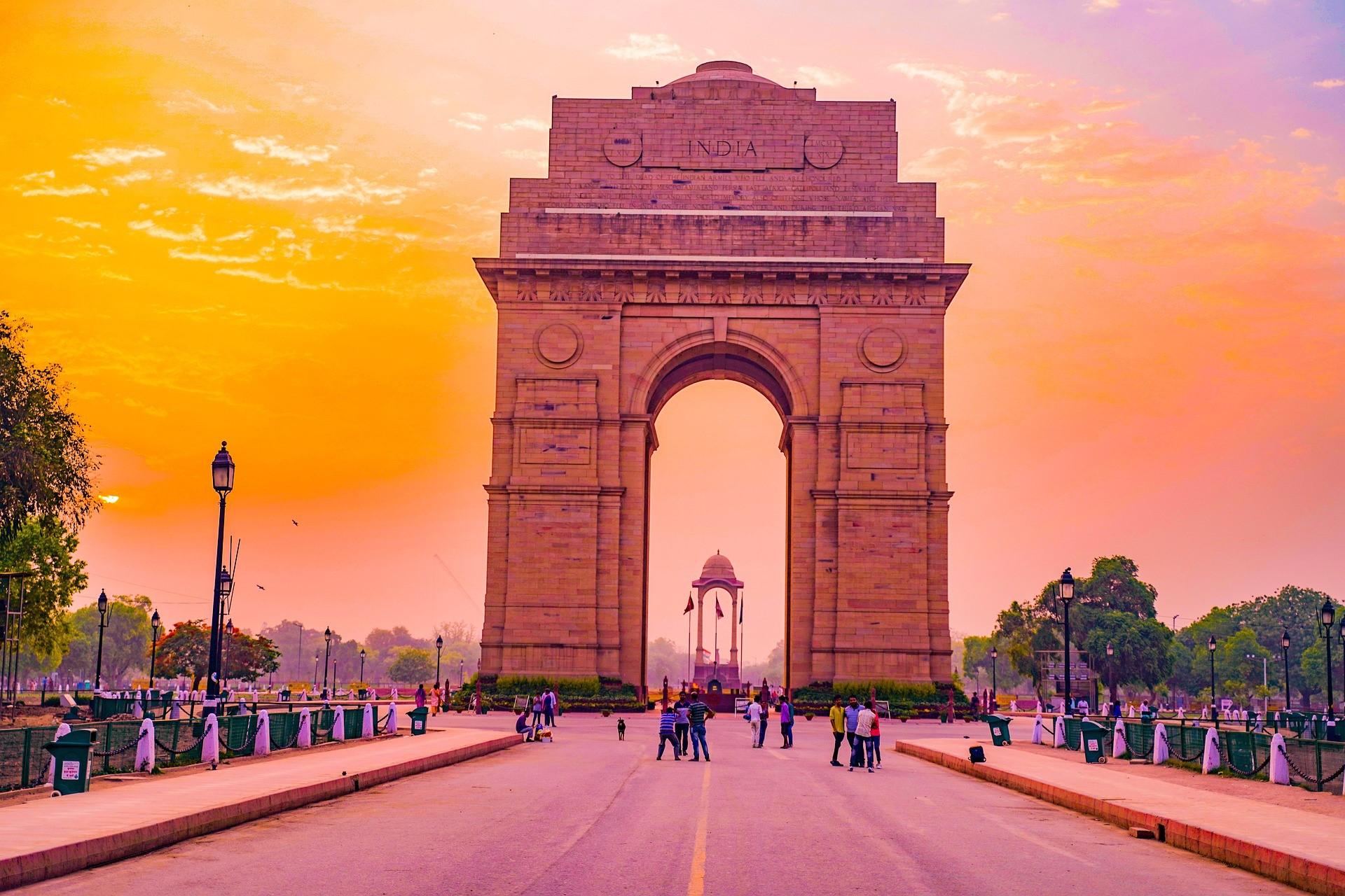 qué ver en Delhi Puerta de la India