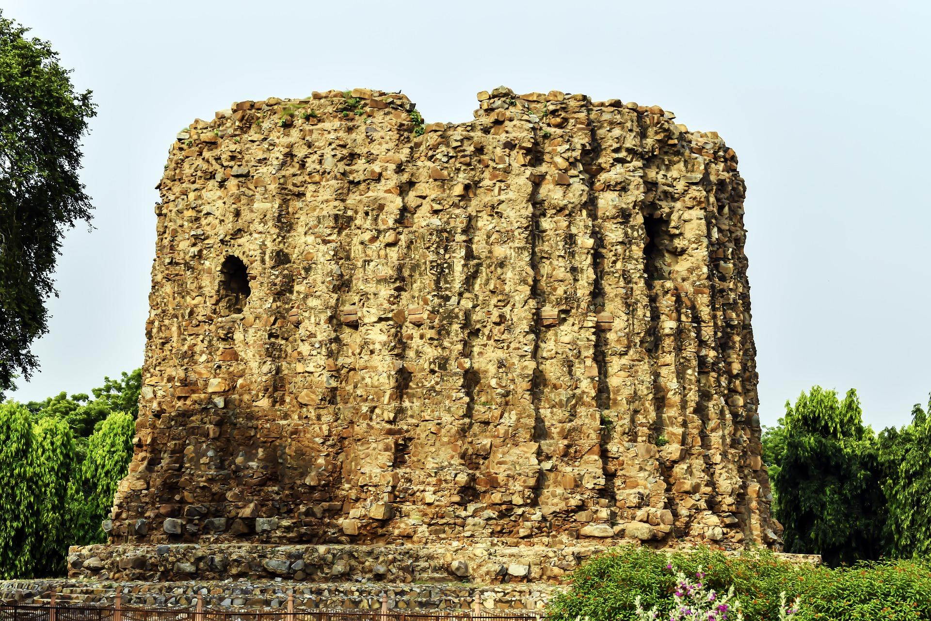 qué ver en Delhi Qutab Minar