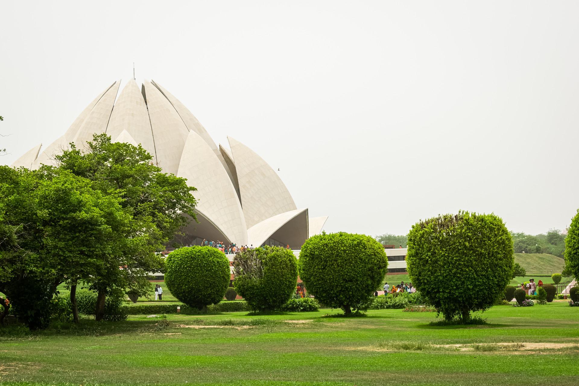 Templo de Loto Delhi