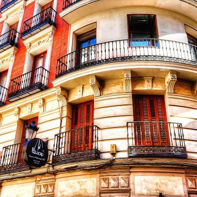 Barrio La Latina, Madrid