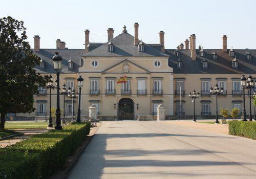Palacio Real de El Pardo, Madrid