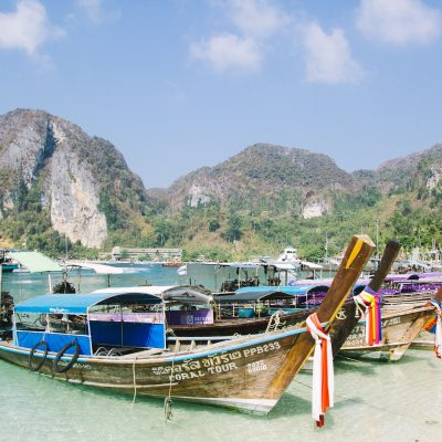 Islas Phi Phi, una visita de Phuket