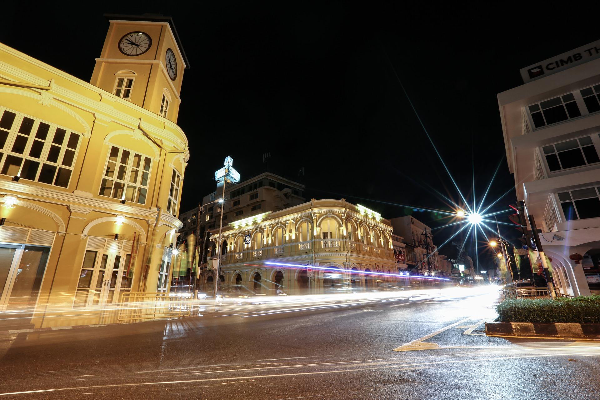 qué ver en Phuket Old Town