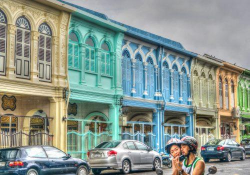 Ciudad Antigua de Phuket