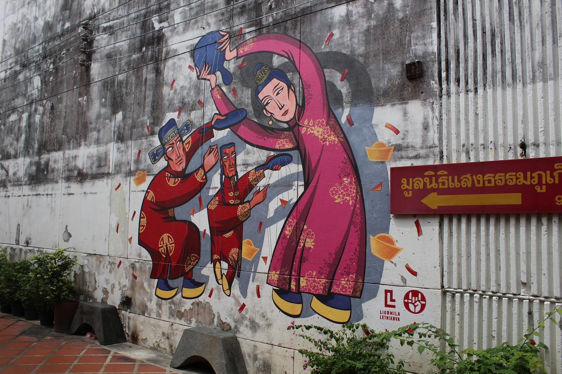 Ciudad Antigua de Phuket - Viajeros por el Mundo