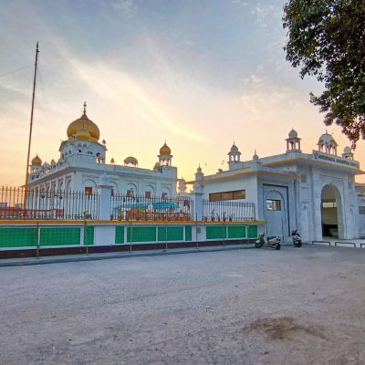 Templo Sij Gurdwara Bangla Sahib