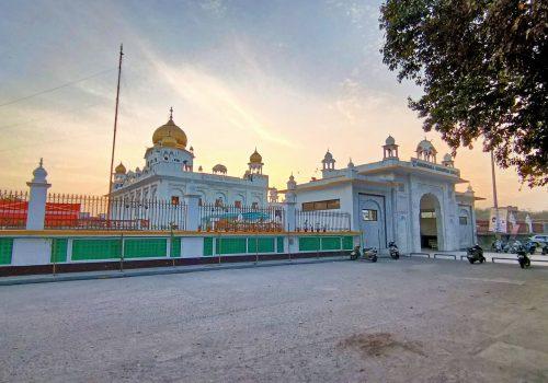 Templo Sij Gurdwara Bangla Sahib