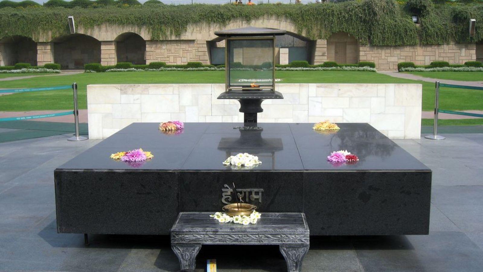 qué ver en delhi Tumba de Gandhi