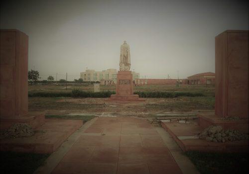 Parque de la Coronación, Delhi