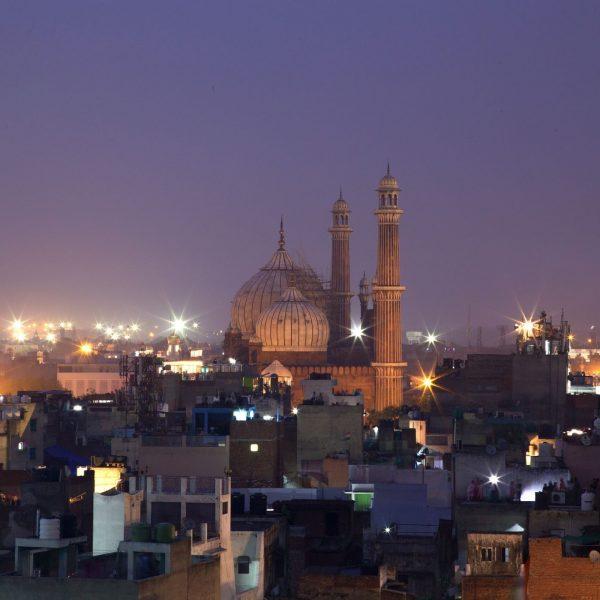Delhi, un viaje a la capital india