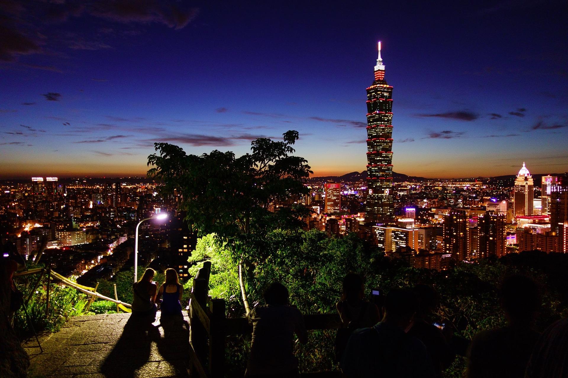 qué ver en Taipéi Elephant Mountain