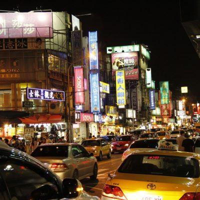 Mercado nocturno de Shilin, Taipéi