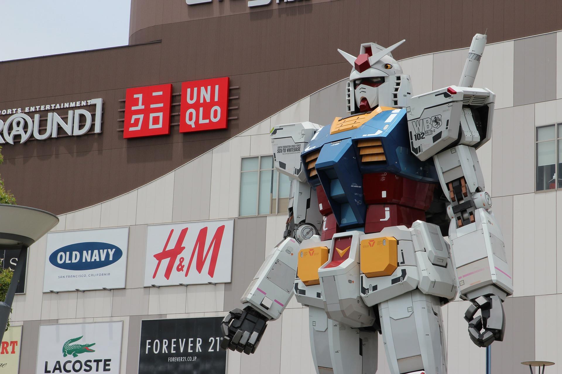 qué ver en Tokio Odaiba