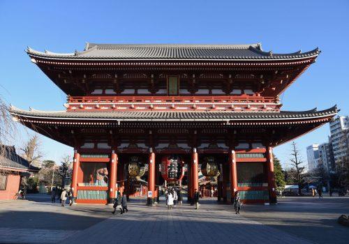 Templo Sensoji, Tokio