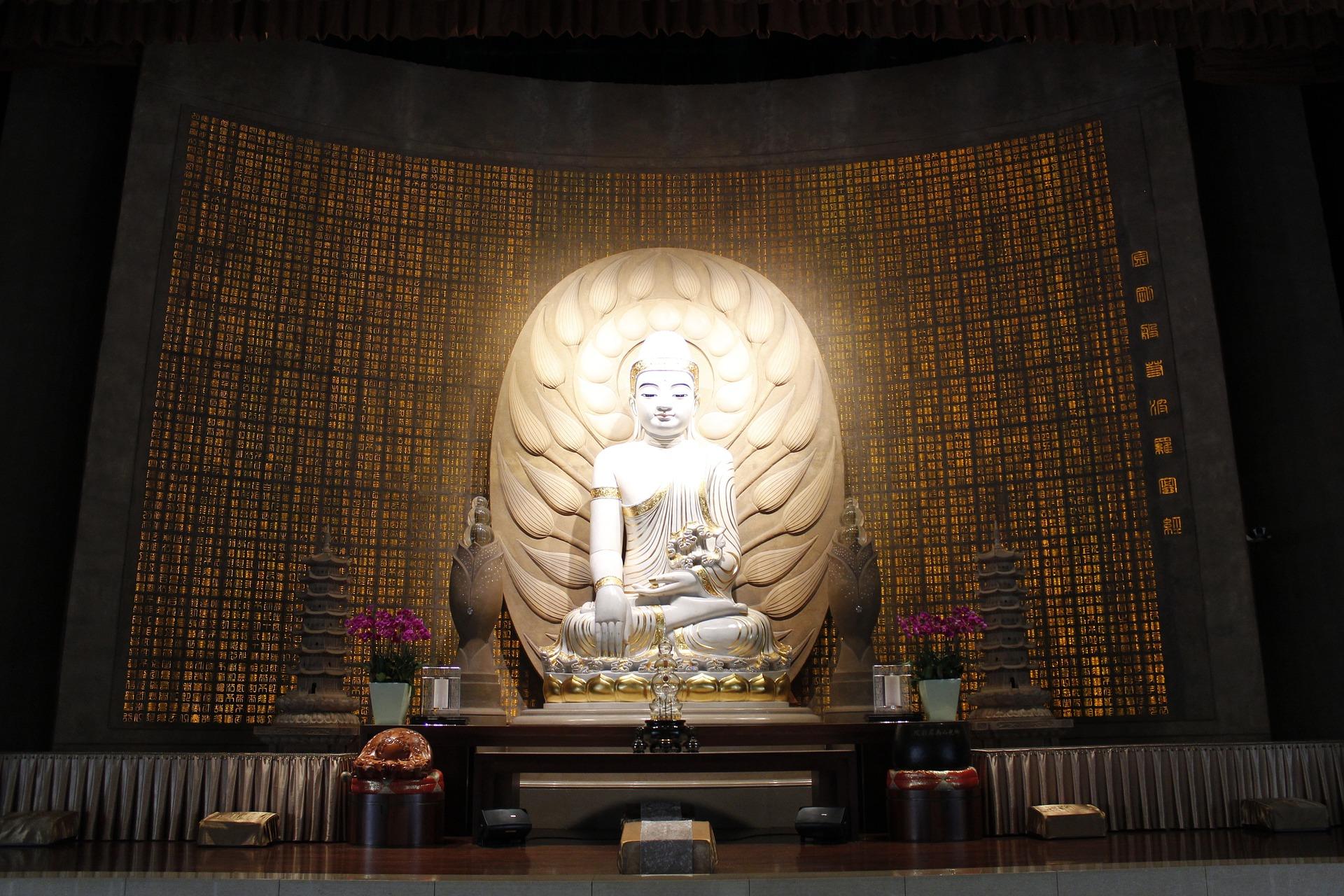 Fo Guang Shan Museo del Buda - Viajeros por el Mundo