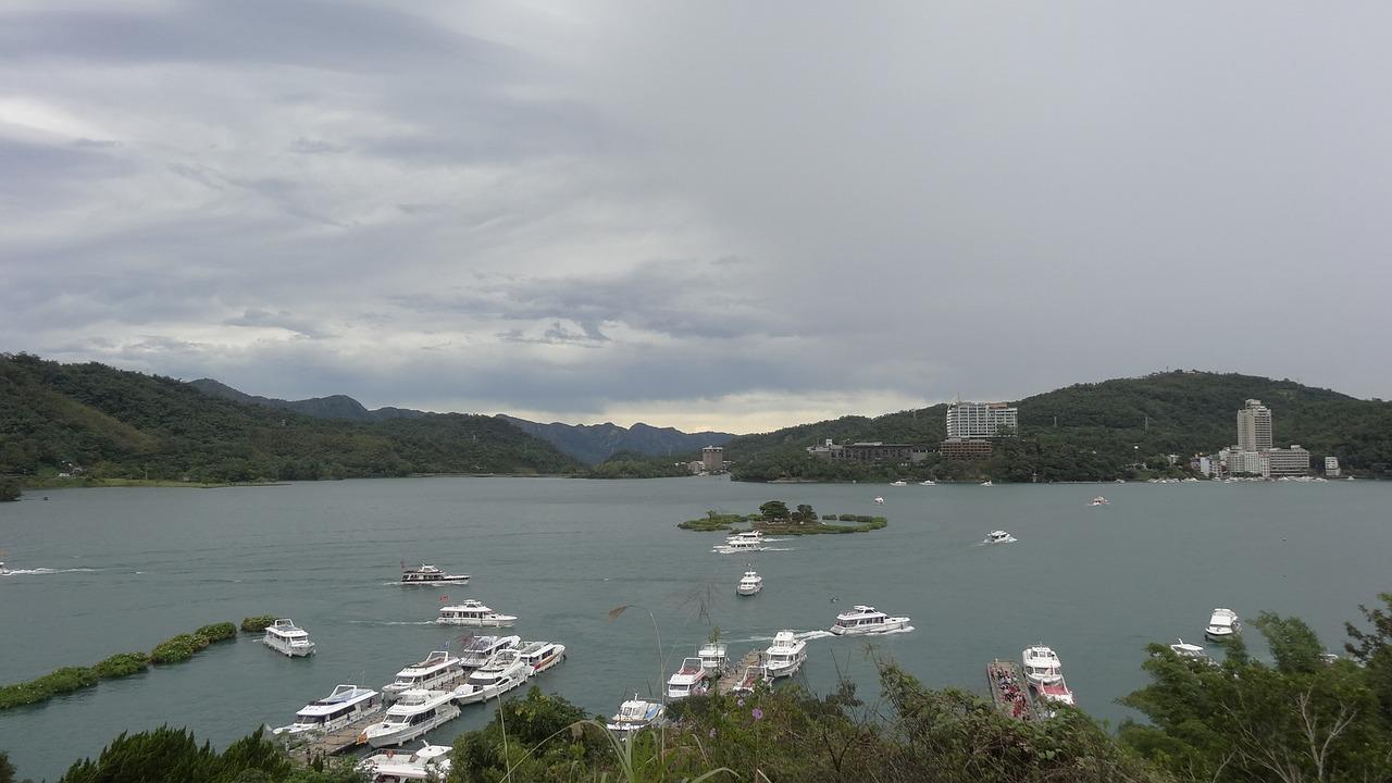 qué ver en Taipéi Lago Sun Moon