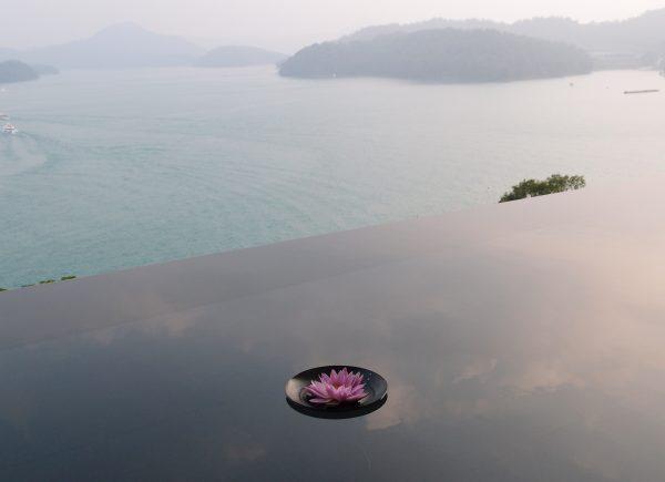 Lago Sun Moon, el único natural de Taiwán
