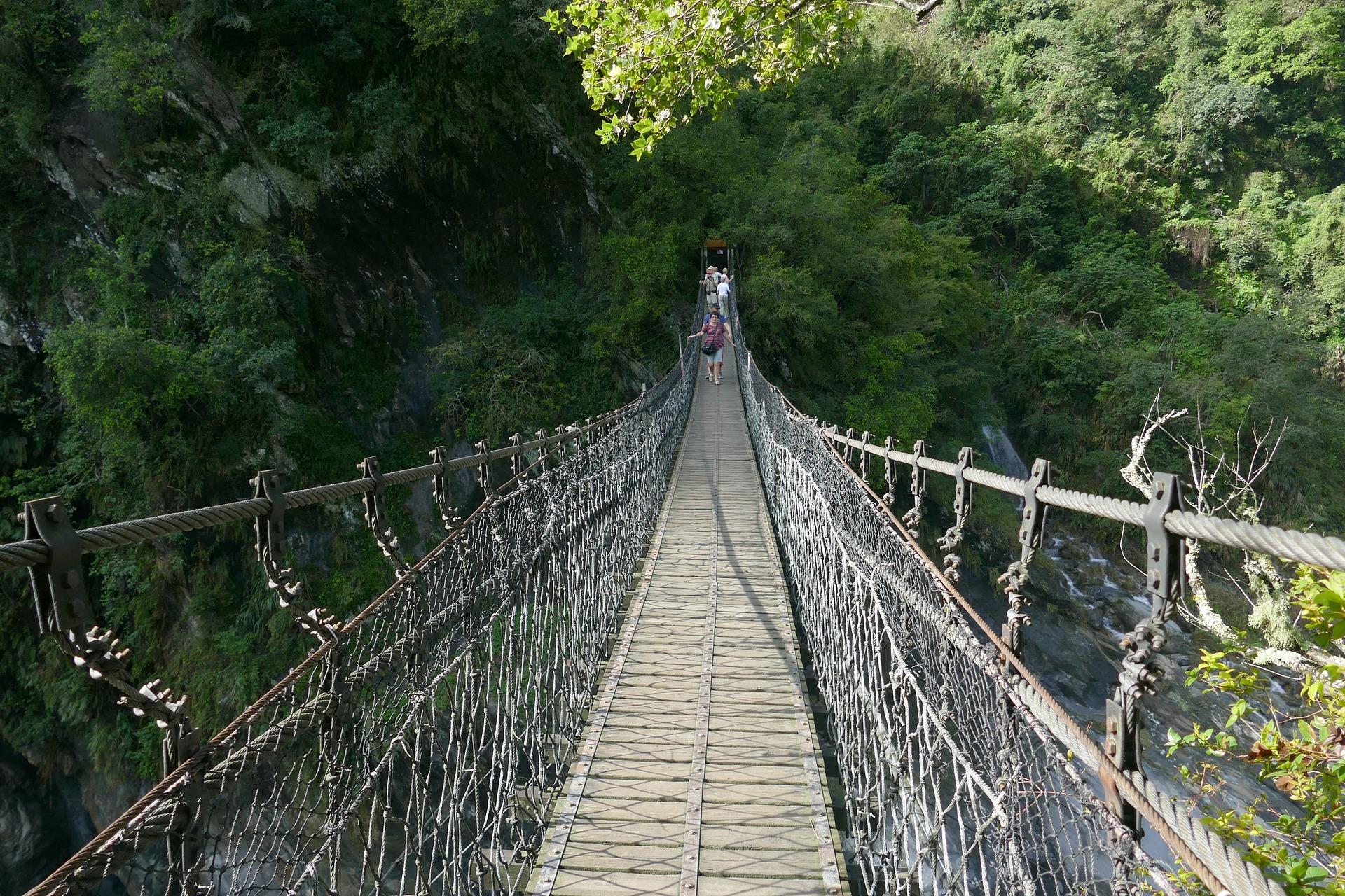 qué ver en Taipéi Parque Nacional de Taroko