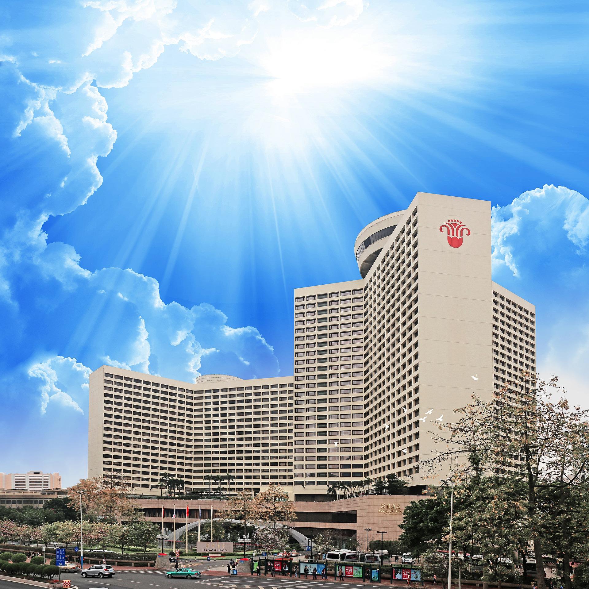 hoteles para hospedarse en Cantón