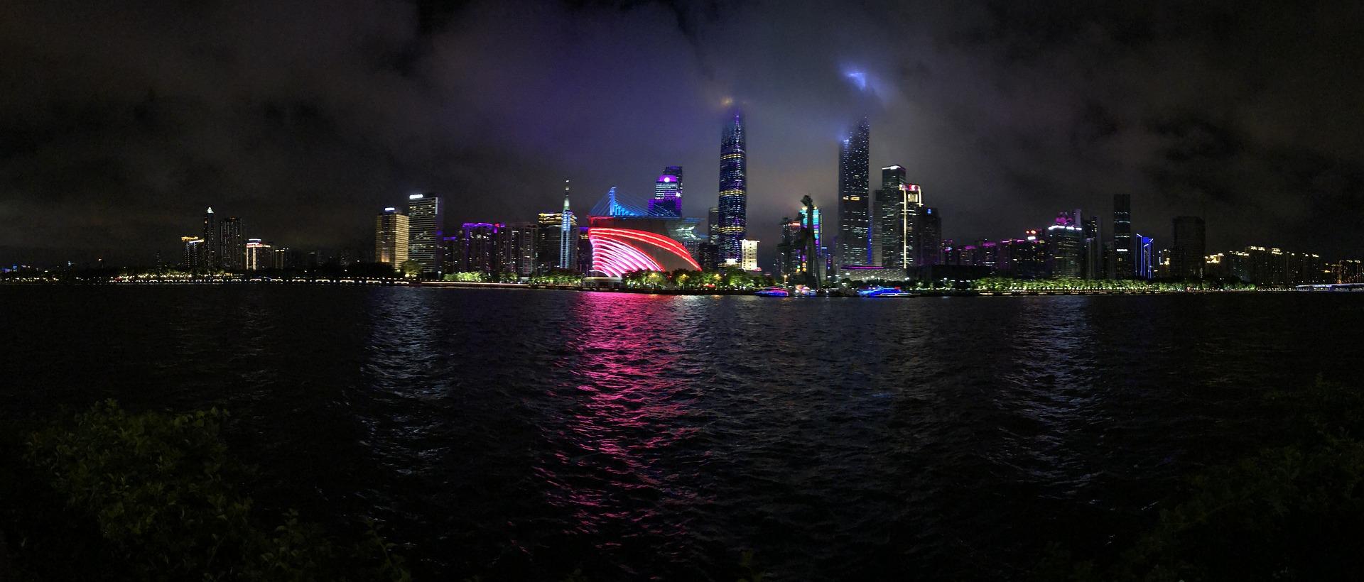 qué ver en Guangzhou Isla Haixinsha