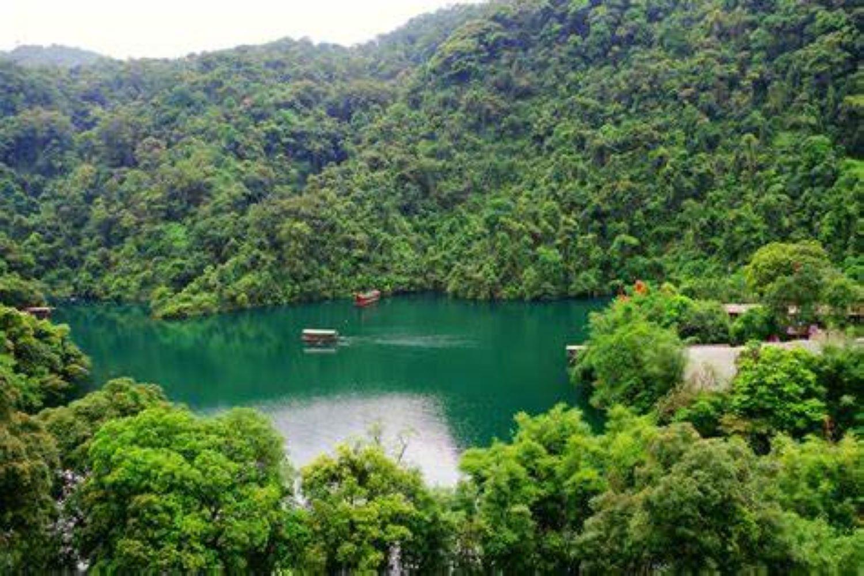 Jardín Botánico del sur de China - Viajeros por el Mundo