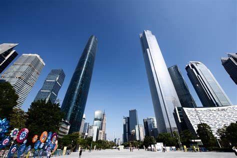 qué ver en Guangzhou Torres Gemelas de Cantón