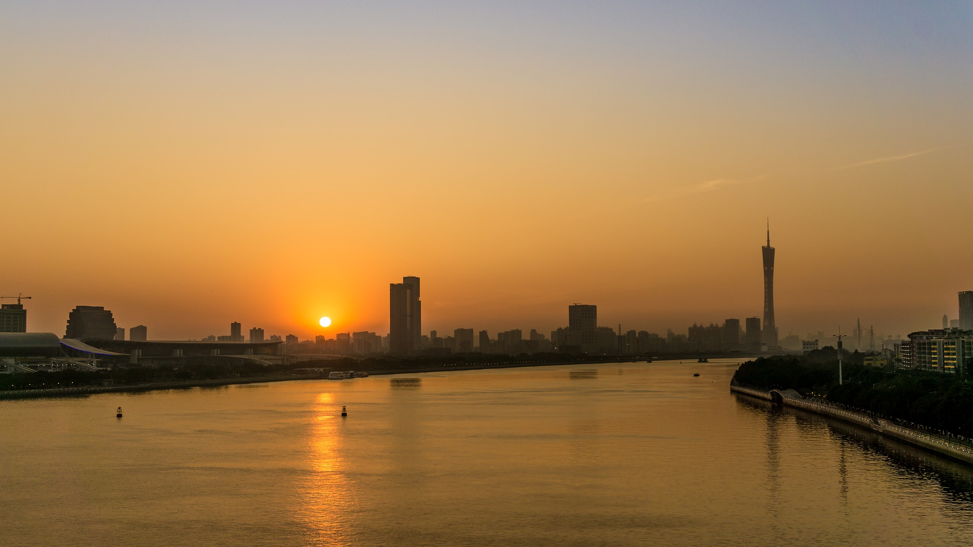 qué ver en Guangzhou