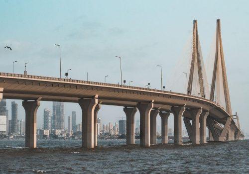 Puente Bandra-Worli Sea Link