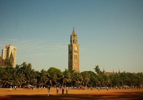 Torre del reloj Rajabai