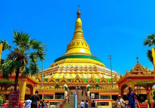 Pagoda Global Vipassana