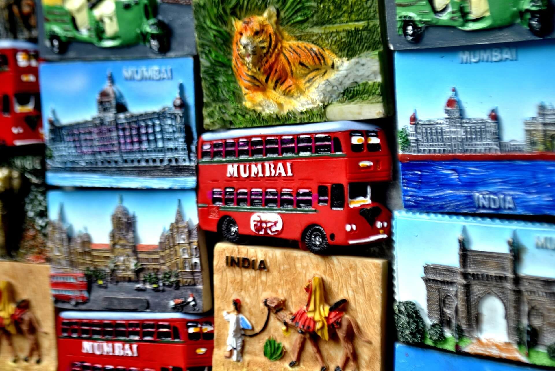 Colaba, península de Mumbai - Viajeros por el Mundo
