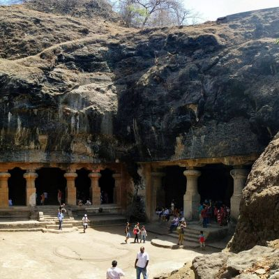 Cuevas de la Isla Elefanta
